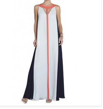 Image of HOT CHIFFON LONG DRESS