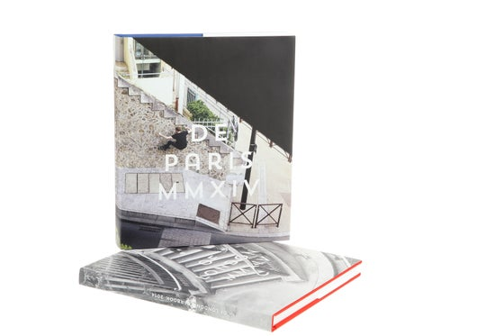 Image of De Paris & Of London 2014 Yearbook Pack