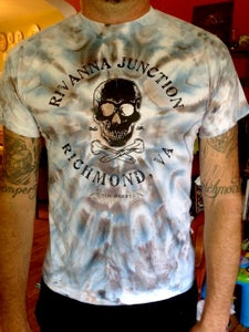 """Image of ON SALE! """"Rivanna Junction"""" TIE DYE T-Shirt"""