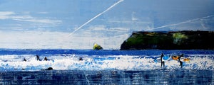 Image of Gentle Atlantic Breeze, Polzeath, Cornwall