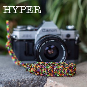 Image of Color pattern single straps(Merica,Bday,Hyper,Lightning,cotton candy)