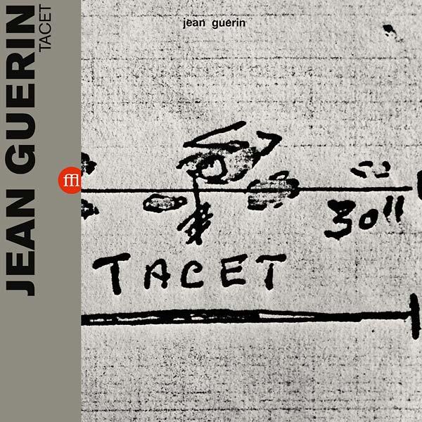 Image of JEAN GUERIN - TACET (FFL009/SON04 - black)