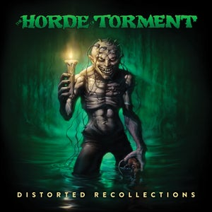 Image of THE HORDE OF TORMENT - Distorted Recollections [BOOTCAMP SERIES #21]