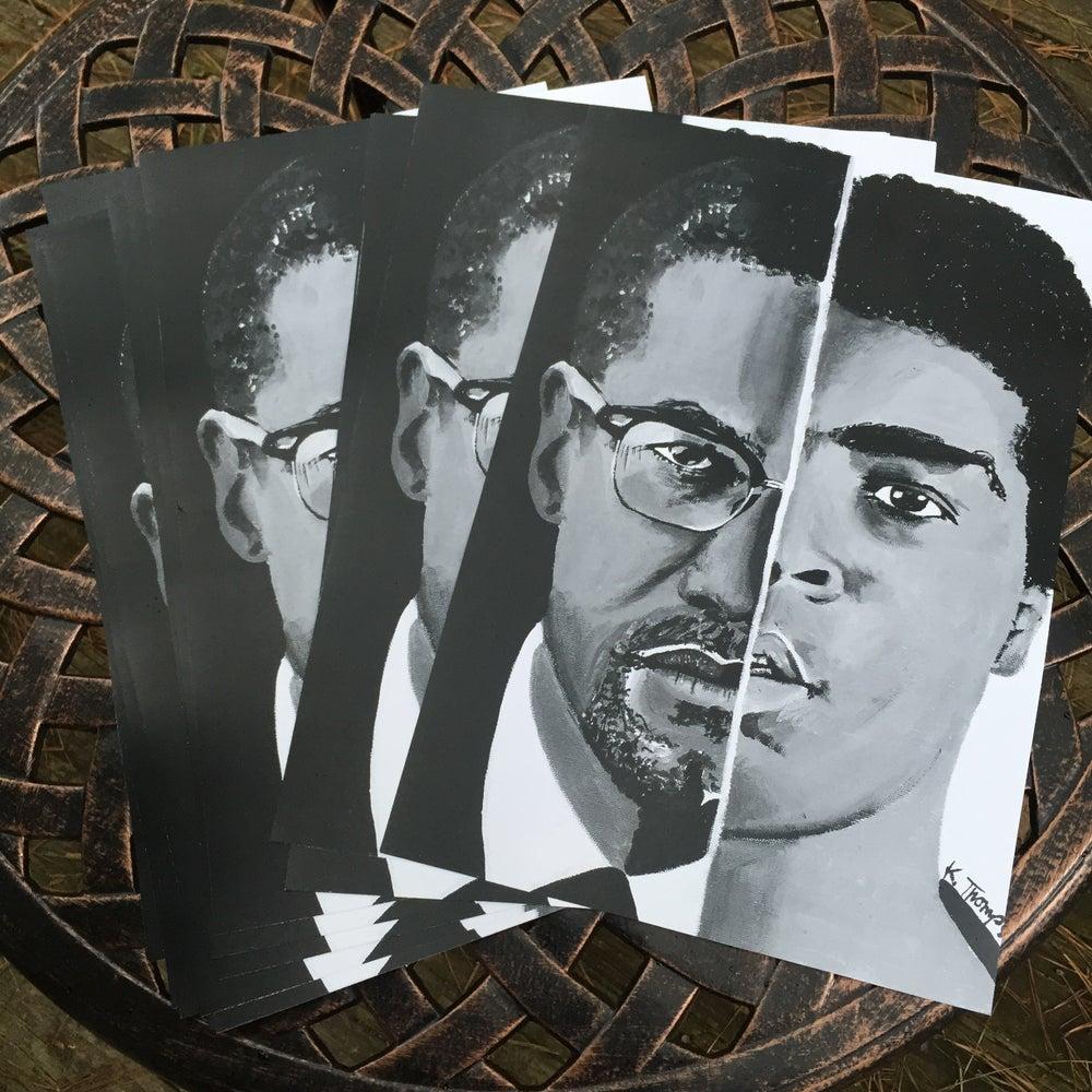 Image of Malcolm/Ali (Poster Prints)