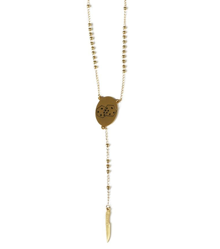 Image of Back Stabber Rosary