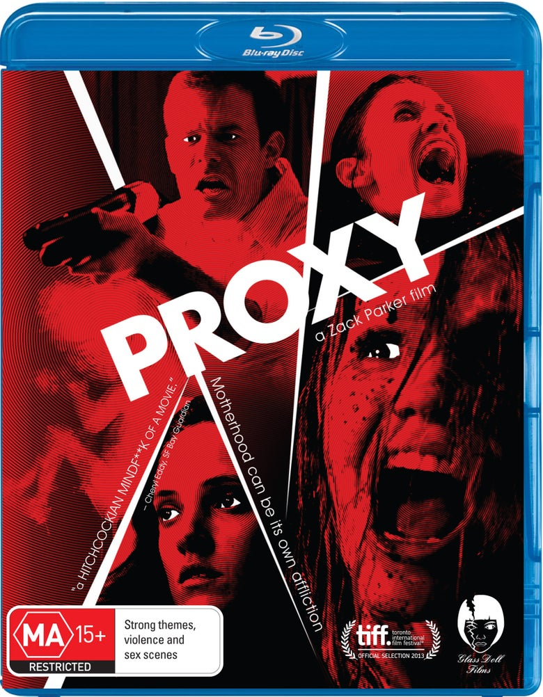 Image of Proxy (Bluray) Region B