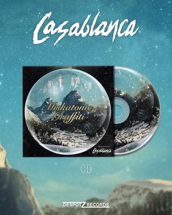 Image of Casablanca - Miskatonic Graffiti [CD]