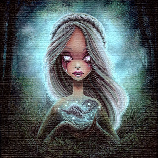 """Image of """"Spirit"""", Limited Edition Giclee Print"""