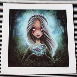 "Image of ""Spirit"", Limited Edition Giclee Print"