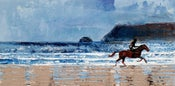 Image of Ride like the wind II, Polzeath, Cornwall