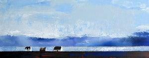 Image of Clouds Gathering Southern Skye Scotland