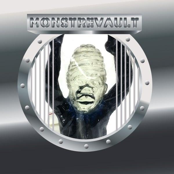 Image of MONSTREVAULT - Beheaded Lady Ape Blue