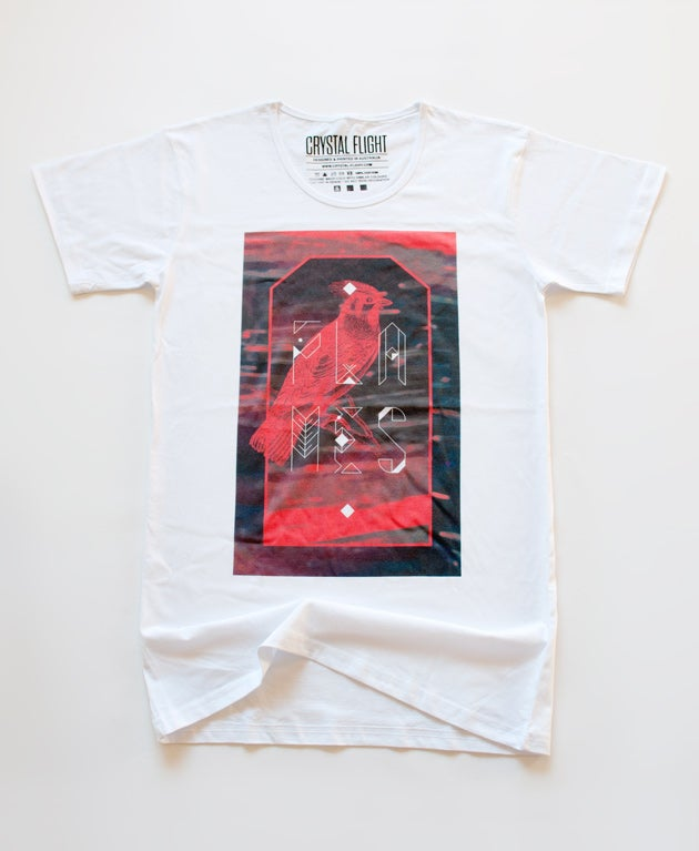 Image of Flames Tee