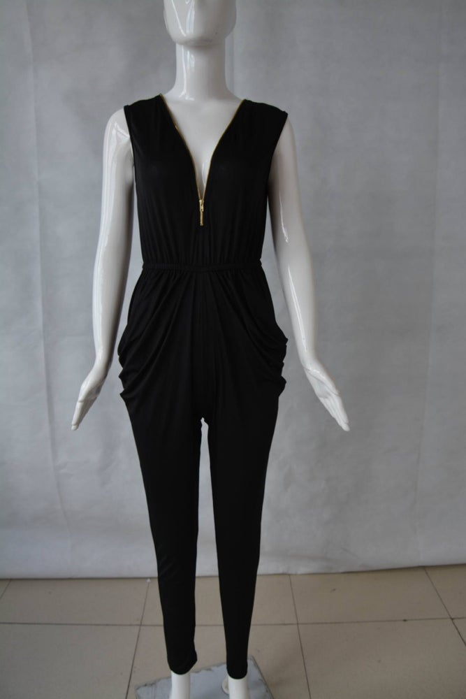 Image of Cute V jumpsuit