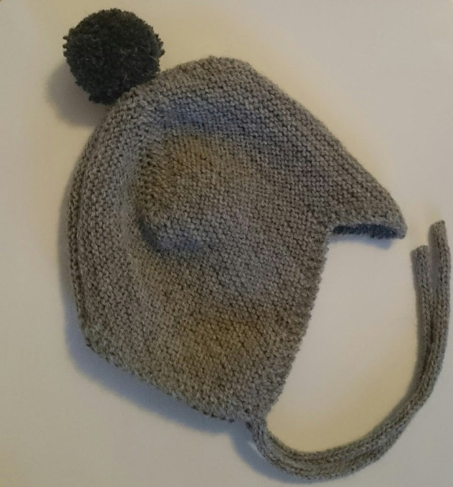 "Image of Nordic Baby Hat ""Pompom"""