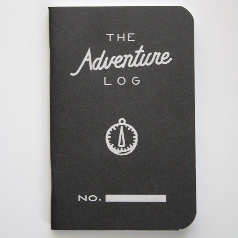 Image of Word. Notebooks - Adventure Log