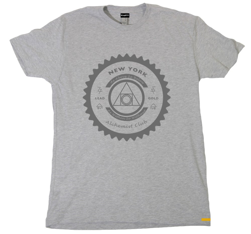 Image of KingNYC Alchemist Club T-Shirt