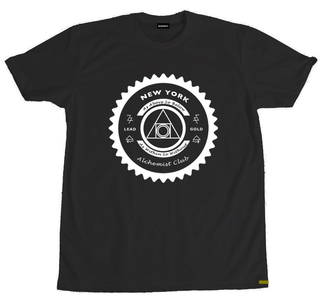 Image of KingNYC Alchemist Club Tshirt