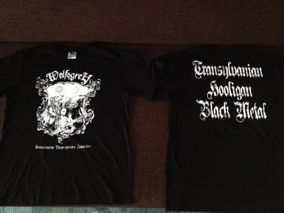 Image of WOLFSGREY - Transylvanian Plaguespreader Committee TS