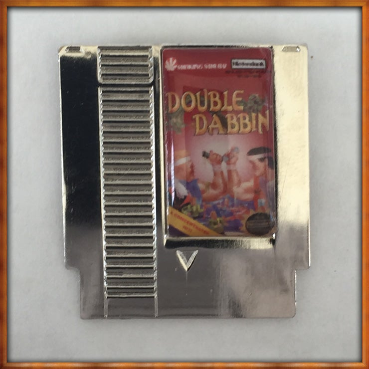 Image of Double Dabbin Nitendank Pin