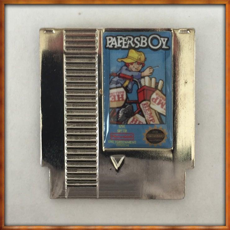 Image of Papersboy Nitendank Pin
