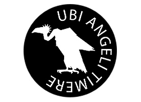 Image of 'Ubi Angeli Timere' Official Logo Patch