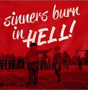 Image of LP V.A. : Sinners Burn In Hell.