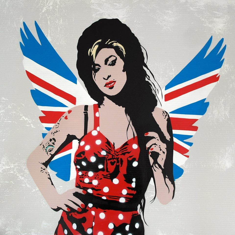 Postcard Pack By Pegasus Amy Winehouse Foundation