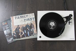 Image of Limited Edition Family First Vinyl