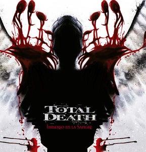 """Image of TOTAL DEATH """"Inmerso en la Sangre"""" CD"""