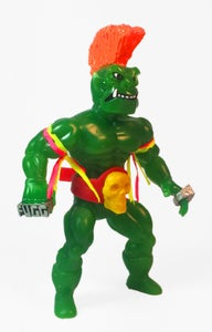 Image of Fugg the Slayer from Galaxxor x BigManToys