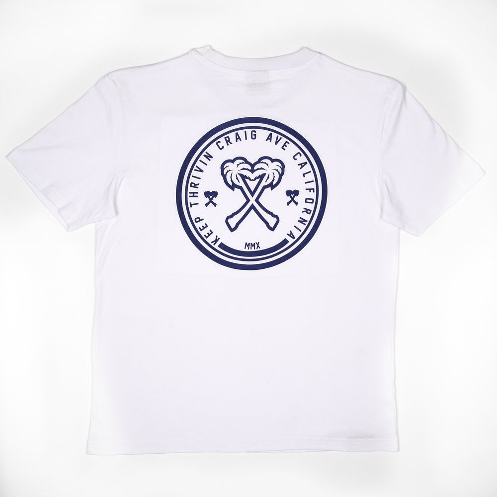 Image of Keep Thrivin Tee in White