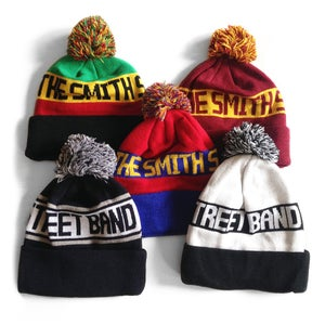 Image of FOOTY BEANIE