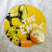 Image of The Ends - Badge and Sticker set!