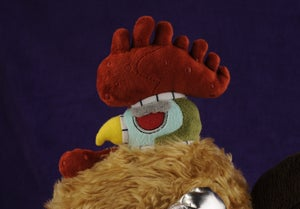 Image of CHEW: Plush Poyo - SOLD OUT!