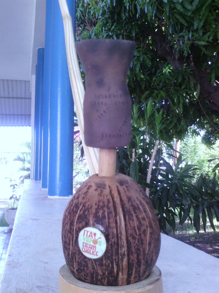 Image of Coconut Ital Steam Chalice
