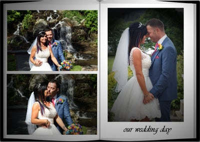 Image of wedding day package special