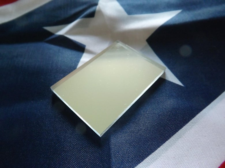 Image of Mini Signal Mirror
