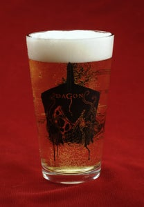 Image of DAGON Pint Glass- AWESOMENESS SALE!