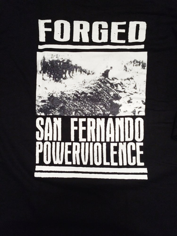Image of FORGED shirt