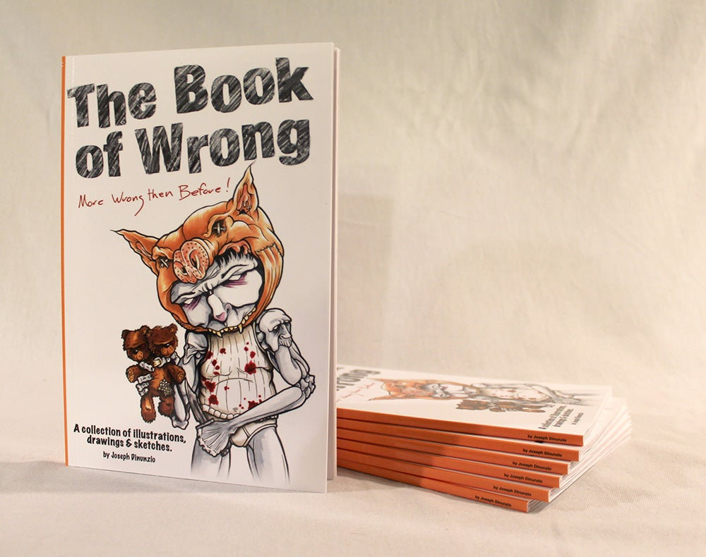 Image of The Book of Wrong Volume 2