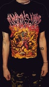 """Image of """"Human Hunting Season"""" shirt, (very limited quantity), Brutal Minds License (Indonesia)"""