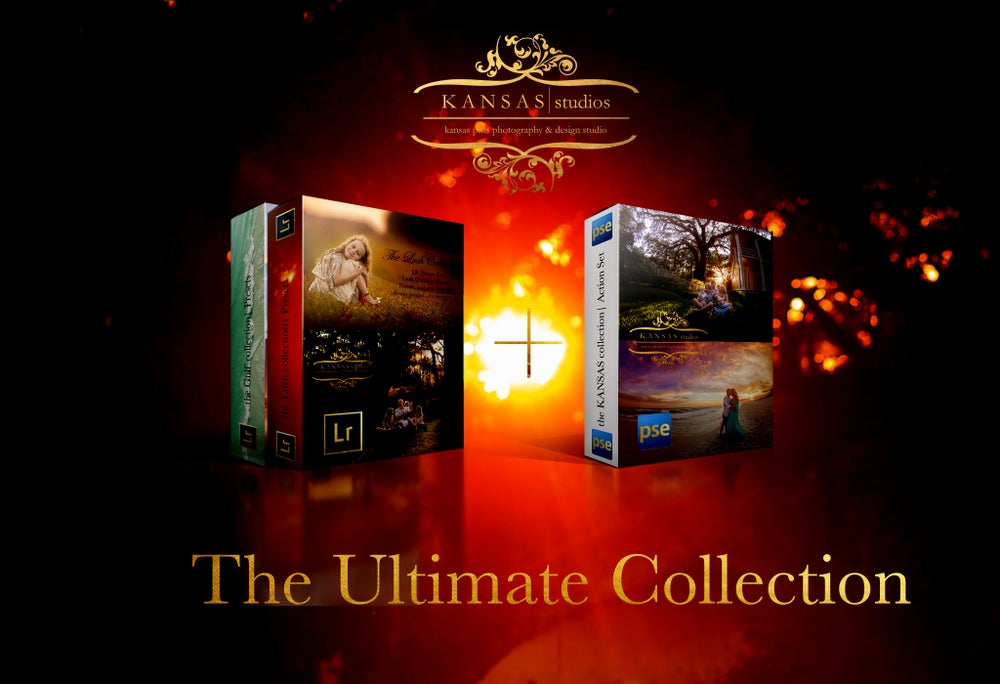 Image of The Ultimate Collection for PSE + Lightroom Users