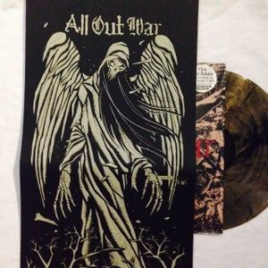 Image of ALL OUT WAR Dying Gods Mailorder Version