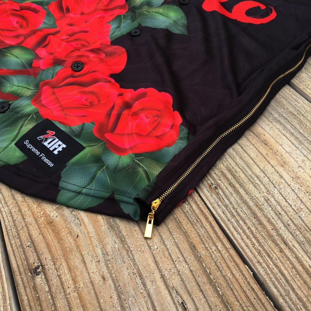 Image of Red Rosa Jer$ey