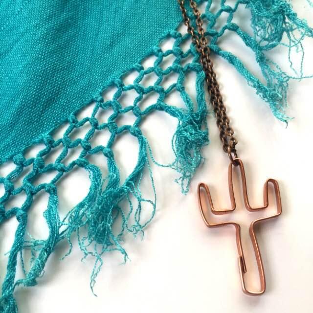 Image of Saguaro Necklace