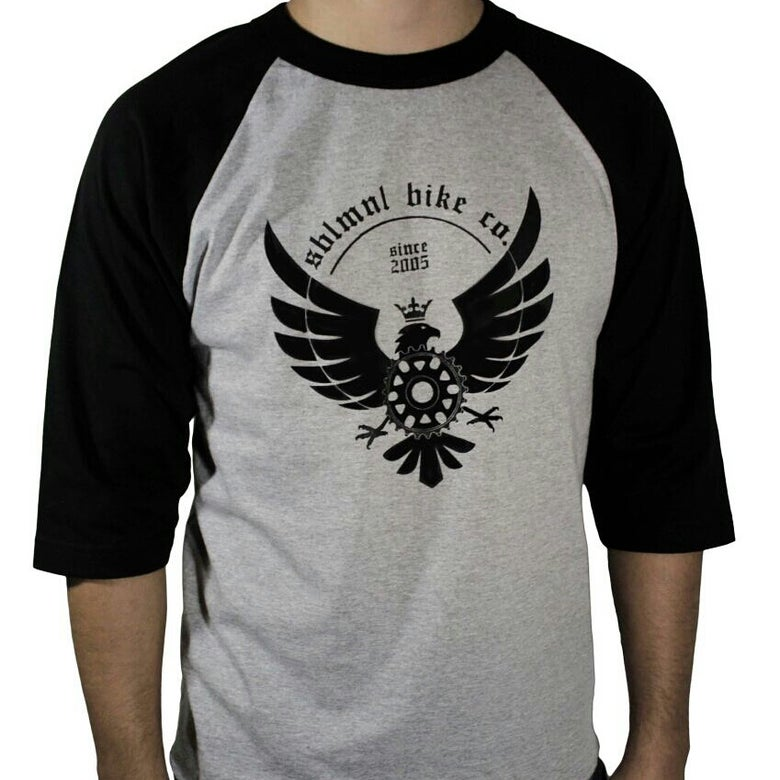 Image of Eagle 3/4 sleeve shirt