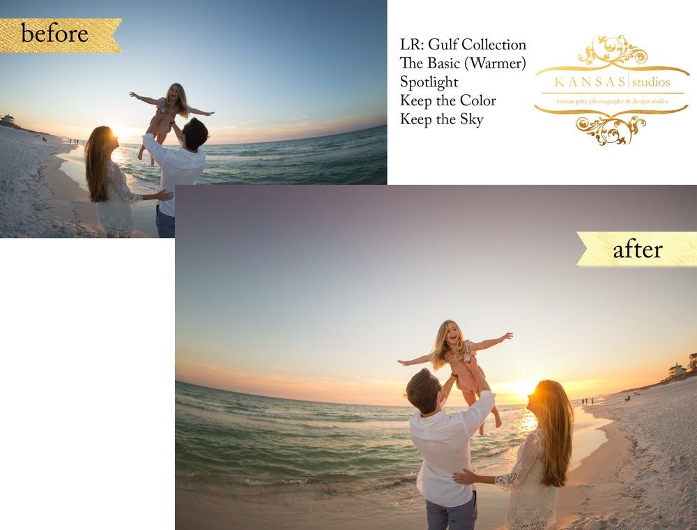 Image of The Gulf & Lush Bundle   Presets For Lightroom Users