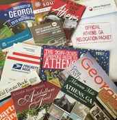 Image of Athens Relocation Packet