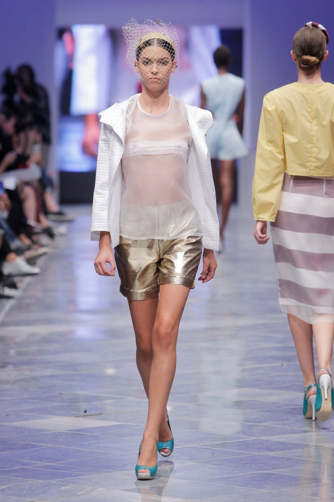 Image of Goldie shorts
